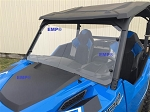 EMP Full Hard Coat Polycarbonate Windshield for Polaris General 1000
