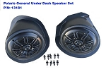 EMP Under-Dash Speaker Pods (Speakers Included) for Polaris General