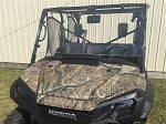 EMP Honda Pioneer 1000 Hard Coated Full Windshield