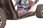Dragonfire RockSolid RockSliders for Arctic Cat Wildcat Trail & Sport