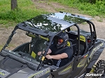 Super ATV Tinted Roof for Polaris RZR 4 900 & RZR XP 4 1000