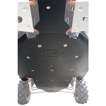 Tusk Quiet-Glide 3/8 inch Skid Plate for Arctic Cat Wildcat Trail & Sport