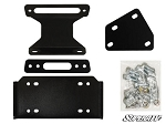 Super ATV Winch Mounting Plate for Yamaha Viking 700