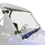 Kolpin Yamaha Wolverine Scratch Resistant Full Tilting Windshield