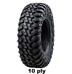 Tusk Aramid Terrabite Radial Tires, 10 Ply DOT Approved