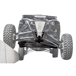 Tusk Quiet-Glide 3/8 inch Skid Plate for Can-Am Maverick X3 Models