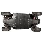 Tusk Quiet-Glide 3/8 inch Skid Plate for Can-Am Maverick Sport & Trail Models