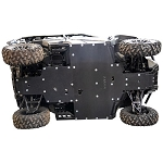Tusk Quiet-Glide 3/8 inch Skid Plate for Honda Pioneer 1000 / 1000-5
