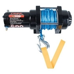 Tusk 3500 lb. Synthetic Rope ATV UTV Winch