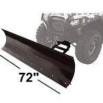 Tusk SubZero 72 Inch Snow Plow Kit for Polaris RZR 800