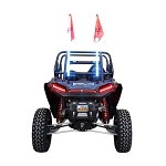 Tusk LED Dual Lighted Whip for UTV's