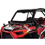 Tusk Folding Glass Windshield for Polaris RZR XP 1000 S / Turbo S Models