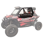 Tusk Zipper-less Upper Doors for Polaris RZR XP 1000 / XP Turbo Models