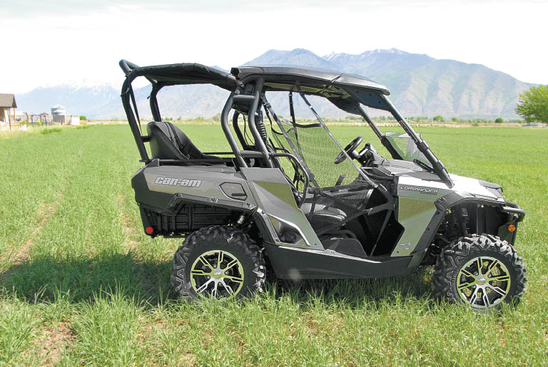 Yamaha Rhino Rear Seat And Roll Cage