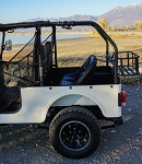Mahindra Roxor Back Seat and Roll Cage kit by UTVMA