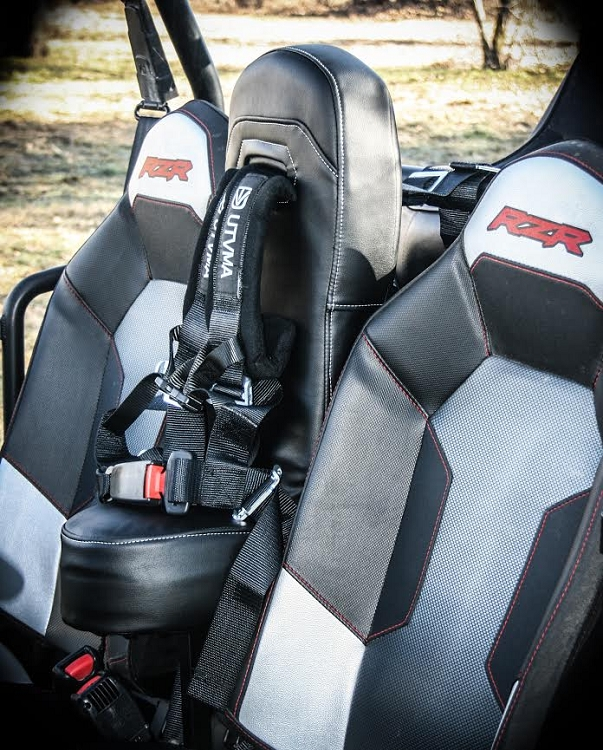 Utvma Front Bump Seat For Polaris Rzr 1000 And 2015 Rzr 900
