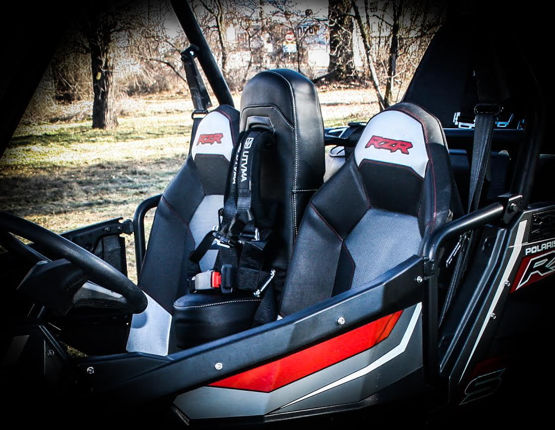 Utvma Front Bump Seat For Polaris Rzr 1000 And 2015 Rzr 900