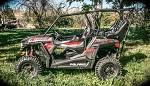 UTVMA Polaris RZR 900 2015+ Roll Cage and Back Seat Kit