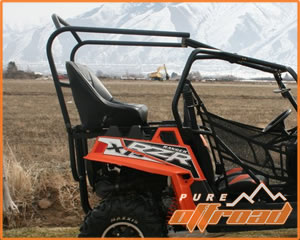 2011-2014 RZR 900 Back Seat Roll Cage Kit