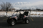 UTVMA Polaris RZR 800 Back Seat and Roll Cage Kit