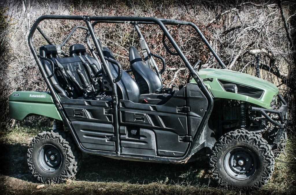 Utv Mountain Accessories Rear Bench Seat For Kawasaki Teryx 4