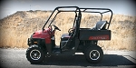 UTVMA Polaris Ranger XP 800 Roll Cage and Back Seat Kit