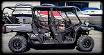 UTVMA Back Seat and Roll Cage Kit for Can-Am Defender Max