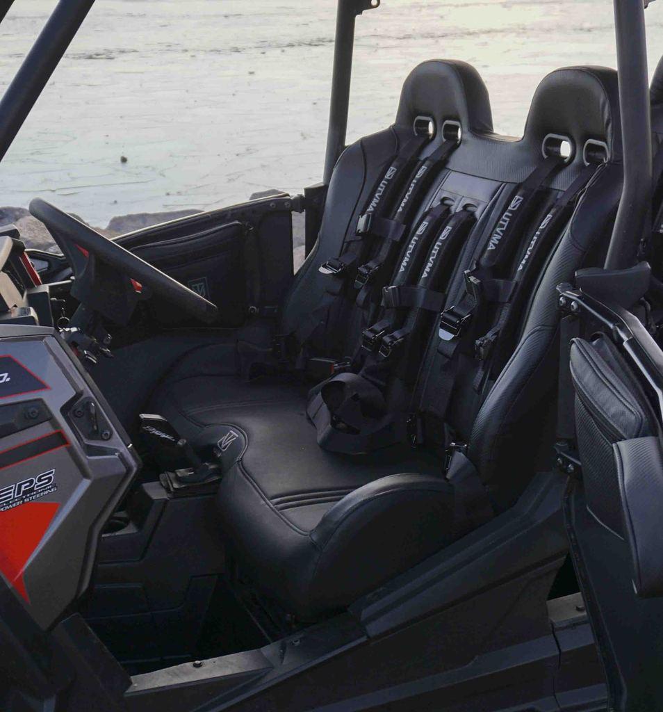 Utv Mountain Accessories Universal Bench Seat For Polaris Rzr Models 2014