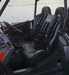 UTVMA Universal Bench Seat for Polaris RZR 2014+
