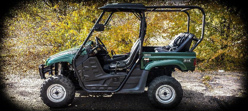 Yamaha Rhino  Seat Roll Cage