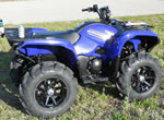 Diesel Wheels on a Yamaha Grizzly