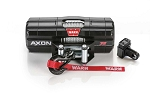 Warn Axon 3,500 lb. Winch with Wire Rope