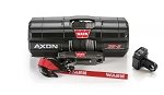 Warn Axon 3,500 lb. Winch with Synthetic Rope