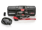 Warn Axon 4,500 lb. Winch with Synthetic Rope