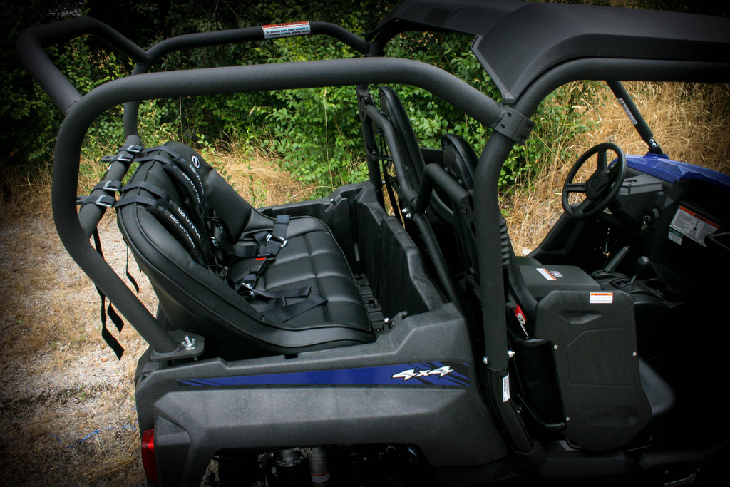 Fantastic Utvma Yamaha Wolverine Roll Cage And Back Seat Kit Beatyapartments Chair Design Images Beatyapartmentscom
