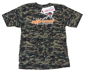 019cff4793c010 Pure Offroad Green Digital Camouflage T-Shirt