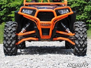 Super ATV Atlas Pro High Clearance Boxed A-Arms for Polaris RZR 1000 / XP Turbo
