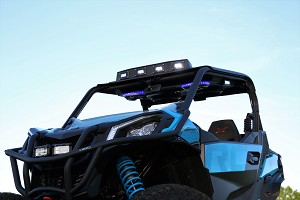 Audio Formz Stereo Top for Can-Am Maverick Trail / Sport 2019+
