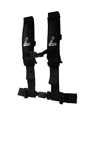 DragonFire Racing Auto-Latch 4-Point 3 Inch Harness
