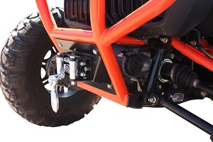 Dragonfire RacePace Front Bash Bumper & Winch Mount Kit for Can-Am Maverick