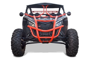 Dragonfire Racing RacePace Exo Front Bumper for Can-Am Maverick X3
