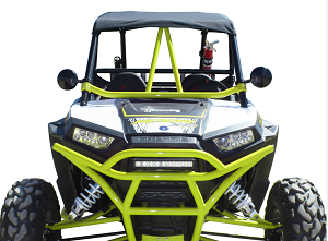 Dragonfire RacePace Flying V Bar for RZR XP 1000 / RZR 900 / RZR XP Turbo