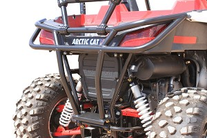 Dragonfire RockSolid Rear Bumper for Arctic Cat Wildcat Trail & Sport