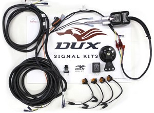 Dux Plug & Play Turn Signal Kit for Polaris RZR 570, 800, & 900 (2 seat models)