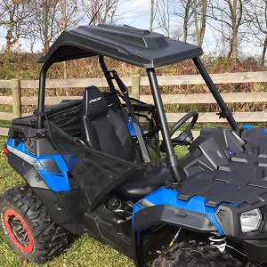 EMP Polaris Sportsman Ace Cooter Brown Plastic Top