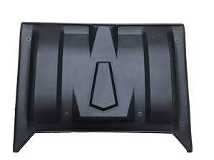 "EMP ""Cooter Brown"" Stereo Top for Can-Am Maverick X3"
