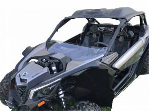 EMP Cooter Brown Top for Can-Am Maverick X3