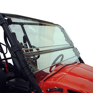 Kolpin Full Tilting Windshield for Kawasaki Teryx 4