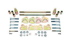 HighLifter Signature Series 2 Inch Lift Kit for Can-Am Outlander 650/800 (2010-2012)