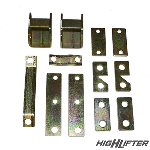HighLifter 2 Inch Lift Kit for Honda Foreman 500 S/ES (05-11) & Rubicon 500 (01-14)